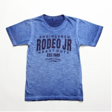 Tie Dye Rodeo Jr Graphic T-Shirt